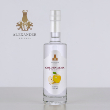 Golden alma pálinka 350 ml (44%)
