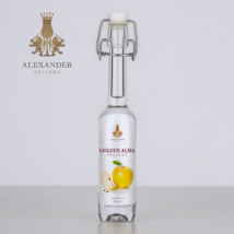 Golden alma pálinka 40 ml (44%)