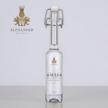 W55 vilmoskörte pálinka 40 ml (55%)