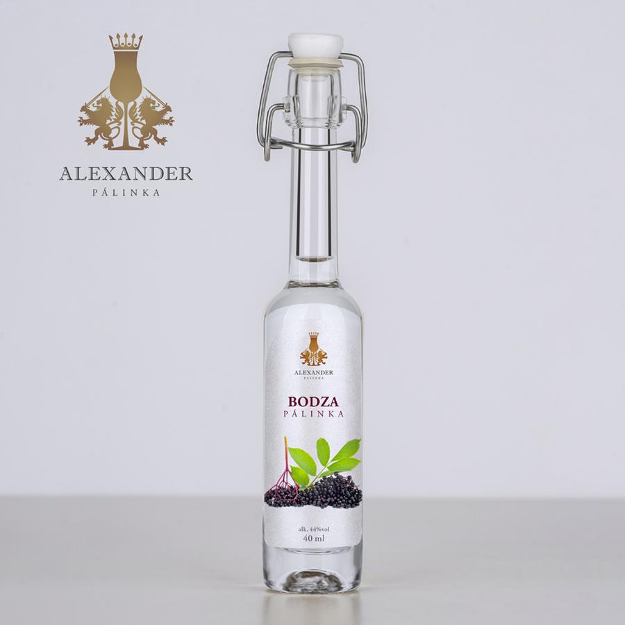 Bodza pálinka 40 ml (44%)